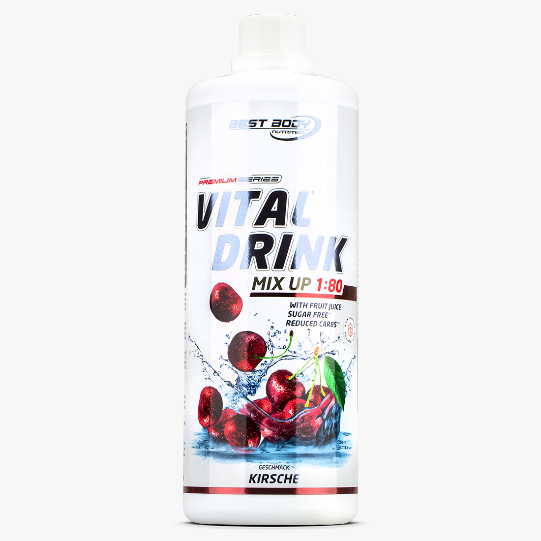 Best Body Nutrition - Low Carb Vital Drink