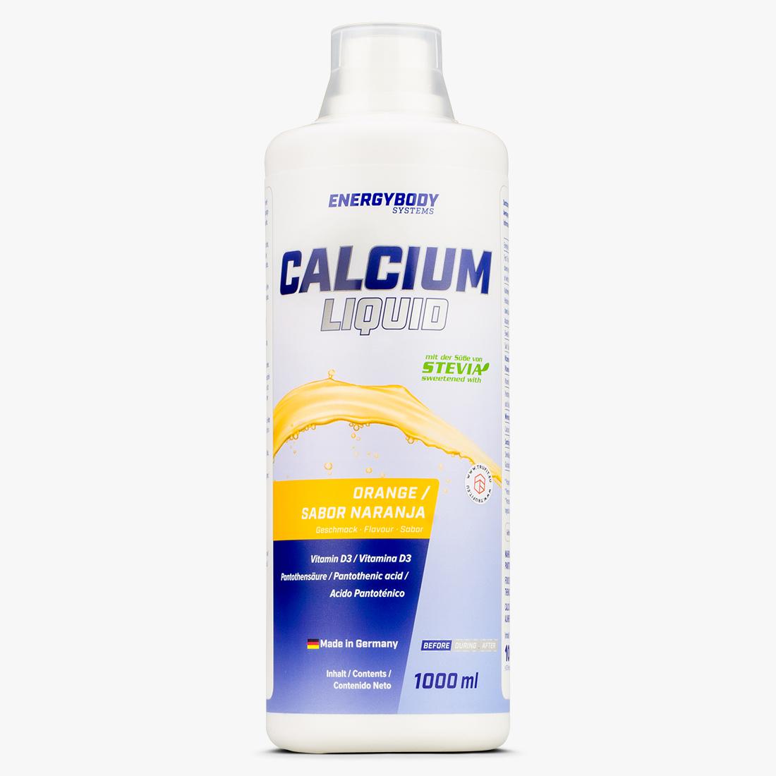 EnergyBody - Calcium Liquid