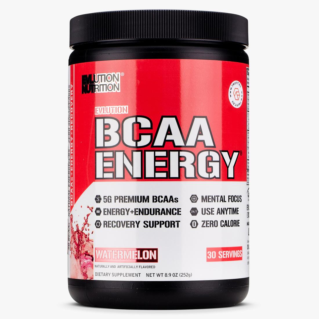 EVL Nutrition - BCAA Energy