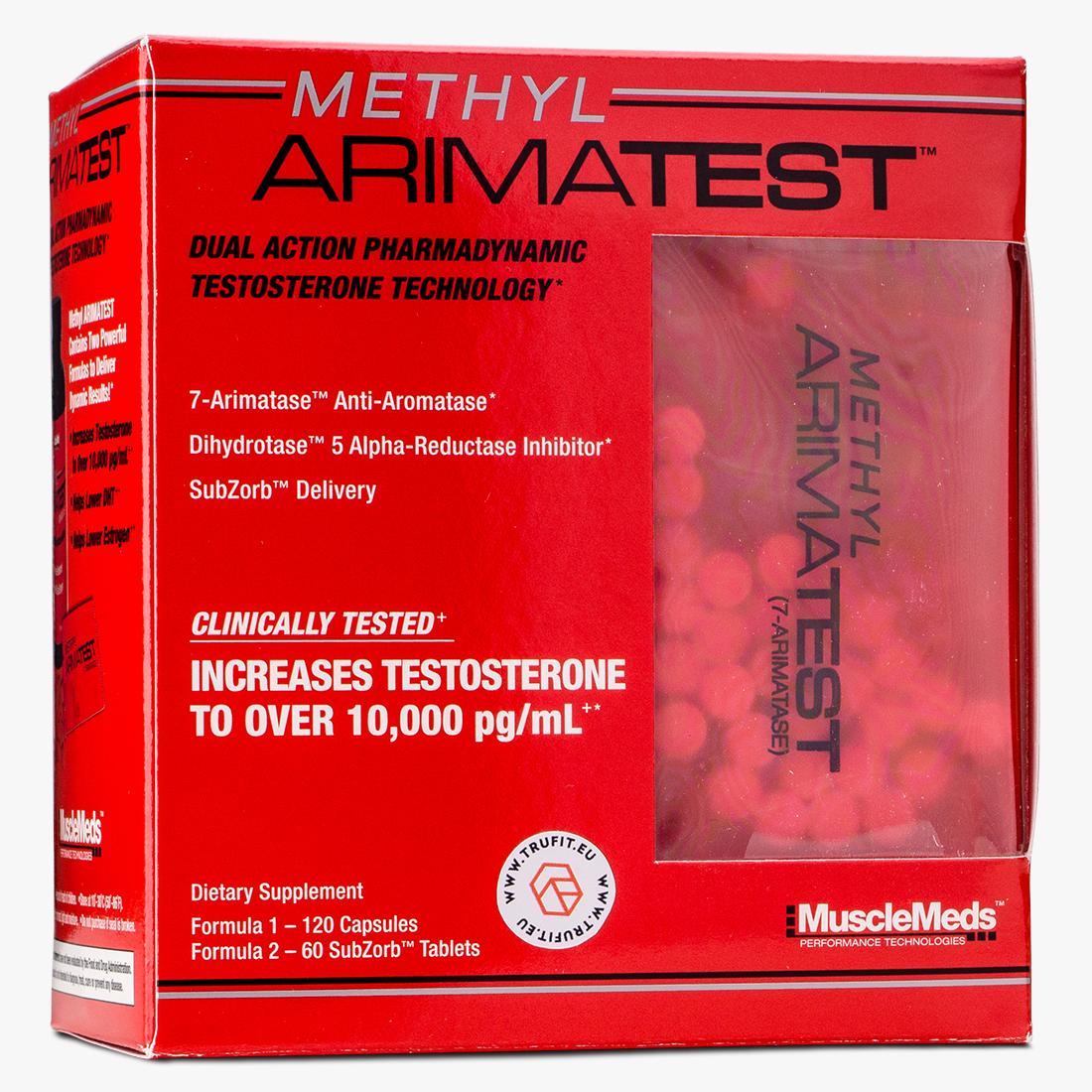 Musclemeds - Methyl Arimatest