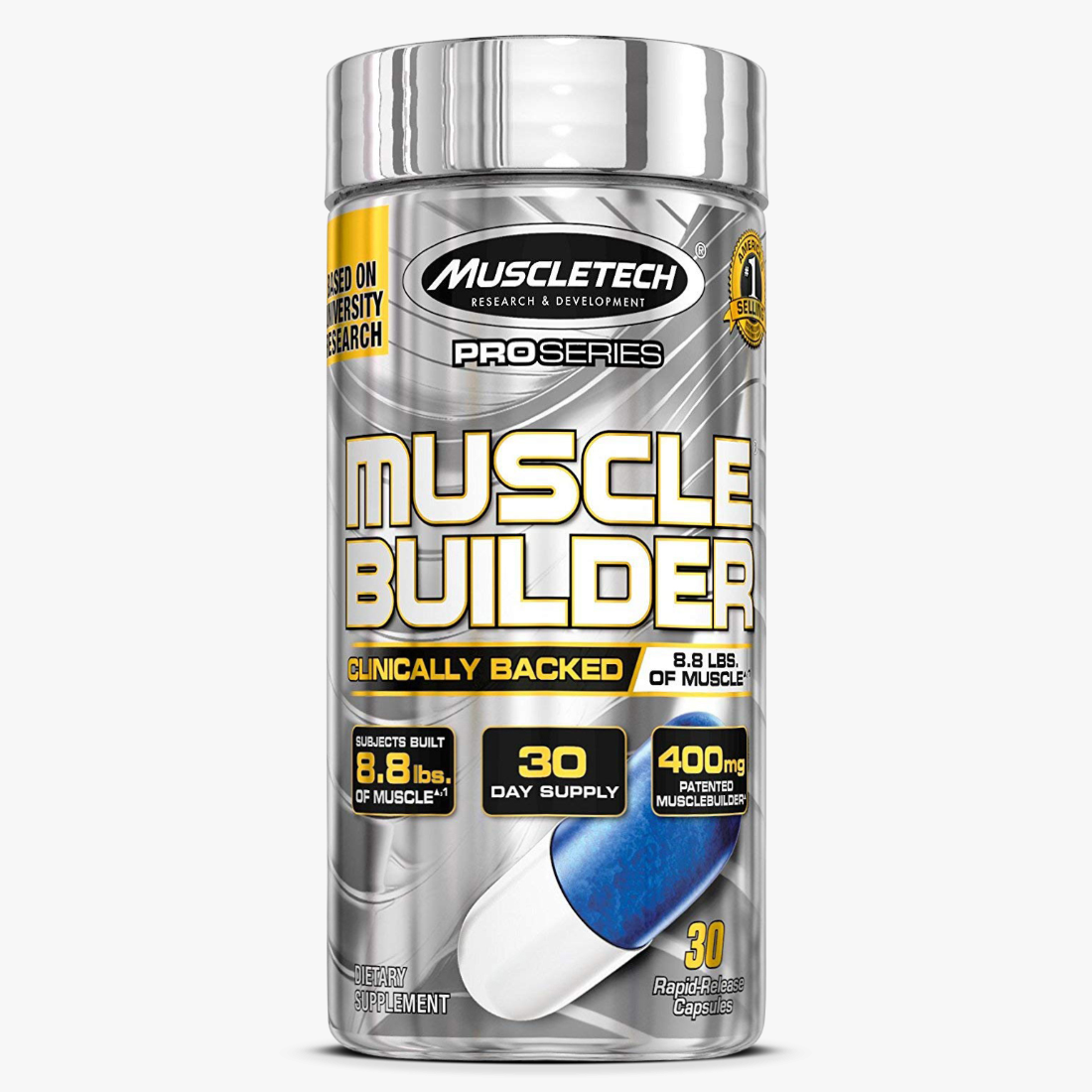 Muscletech - Muscle Builder