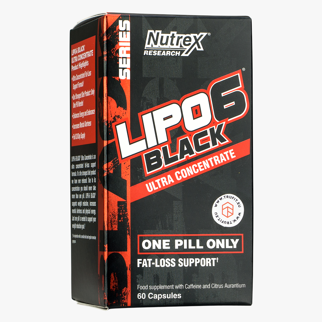 Nutrex Research - Lipo 6 Black Ultra Concentrated