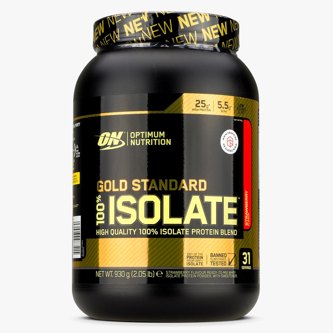 Optimum Nutrition - Gold Standard 100% Whey Isolate