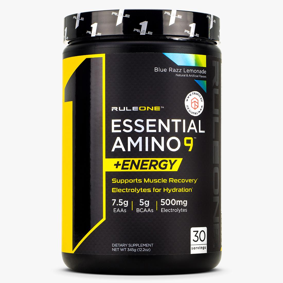 Rule 1 - R1 Essential Amino 9 Energy