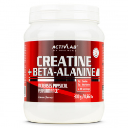 Activlab Sport - Creatine + Beta-Alanine