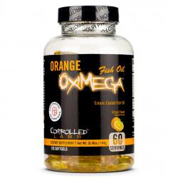 Controlled Labs - Orange OxiMega Fish Oil