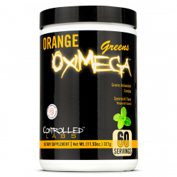 Controlled Labs - Orange Oximega Greens