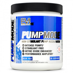 EVL Nutrition - Pump Mode