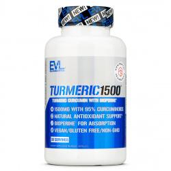 EVL Nutrition - Turmeric Curcumin