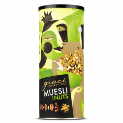 Graci Laboratories - NUTS Muesli
