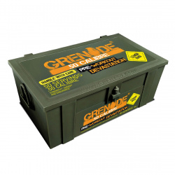 Grenade - .50 Calibre