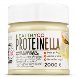 HealthyCo - Proteinella White Chocolate Spread