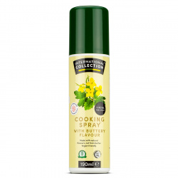 International Collection - Cooking Spray Butter