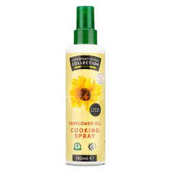 International Collection - Cooking Spray Sunflower