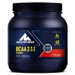 Multipower - BCAA 2:1:1 powder