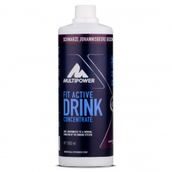 Multipower - Fit Active Drink concentrate