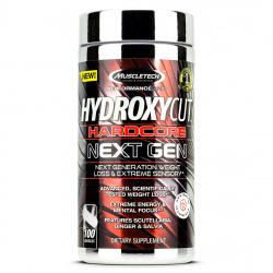 Muscletech - Hydroxycut Hardcore Next Gen