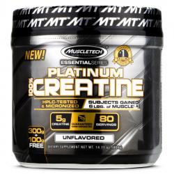 Muscletech - Platinum 100% Creatine Monohydrate