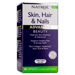 NATROL - Skin, Hair & Nails Advanced