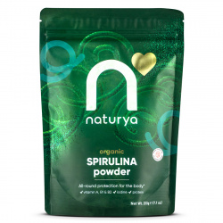 Naturya Superfoods - Organic Spirulina Powder