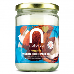 Naturya Superfoods - Organic Virgin Coconut Oil