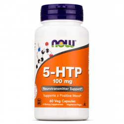 Now Foods - 5-HTP 100mg