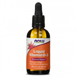 Now Foods - Liquid Vitamin D3