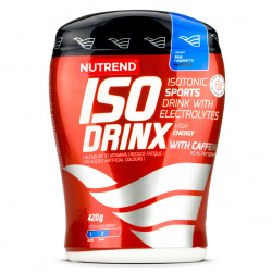 Nutrend - Iso Drinx With Caffeine