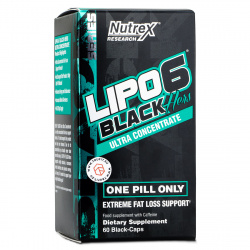 Nutrex Research - Lipo 6 Black Hers Ultra Concentrate