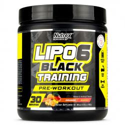 Nutrex Research - Lipo 6 Black Training