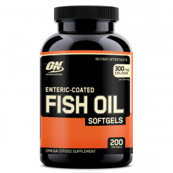 Optimum Nutrition - Enteric Coated Fish Oil