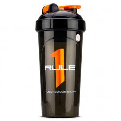 Rule 1 -  Black R1 Shaker Cup