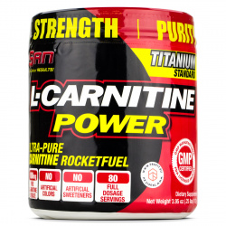 SAN - L-Carnitine Power Powder