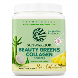 Sunwarrior - Beauty Greens Collagen Booster
