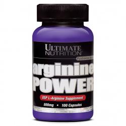 Ultimate Nutrition - Arginine Power 800mg