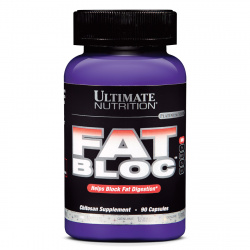 Ultimate Nutrition - Fat Bloc (500mg Chitosan)