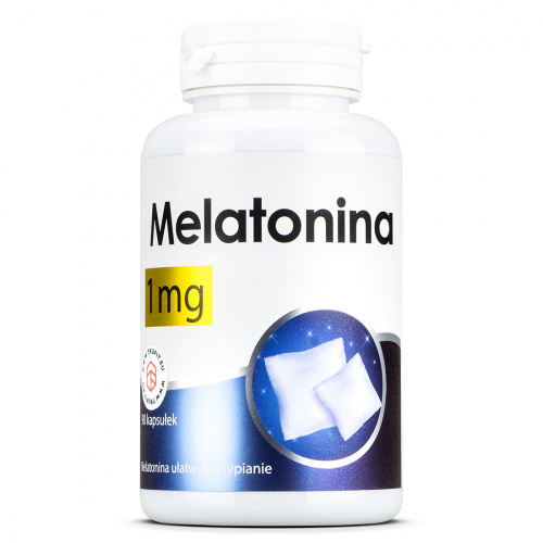 Activlab Sport - Melatonina 1mg