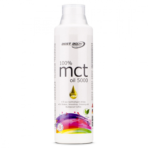 Best Body Nutrition - MCT Oil 5000