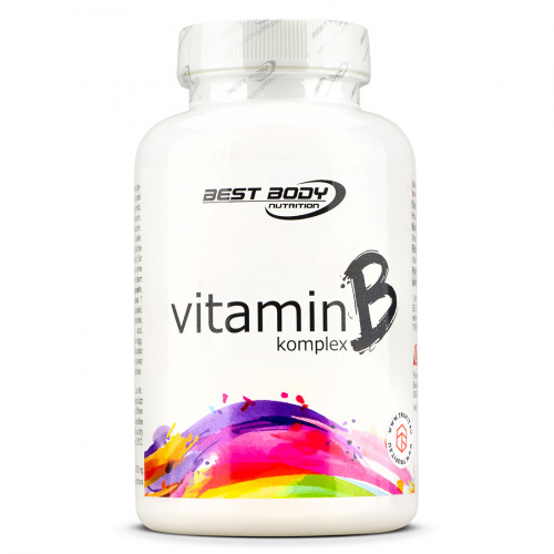 Best Body Nutrition - Vitamin B Complex