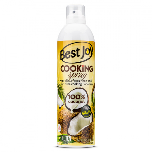 Best Joy - Coconut Oil Cooking Spray