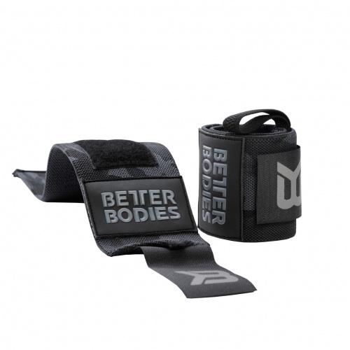 Better Bodies - Camo Wrist Wraps