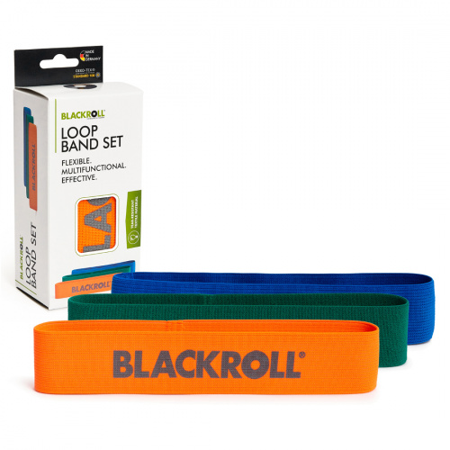 Blackroll - Loop Band Set