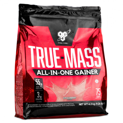 BSN - True Mass All-In-One Gainer
