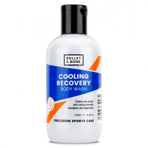 Bullet & Bone - Cooling Recovery Body Wash
