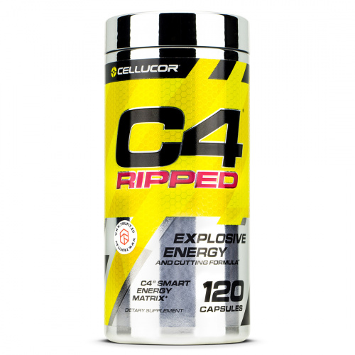 Cellucor - C4 Ripped Capsules