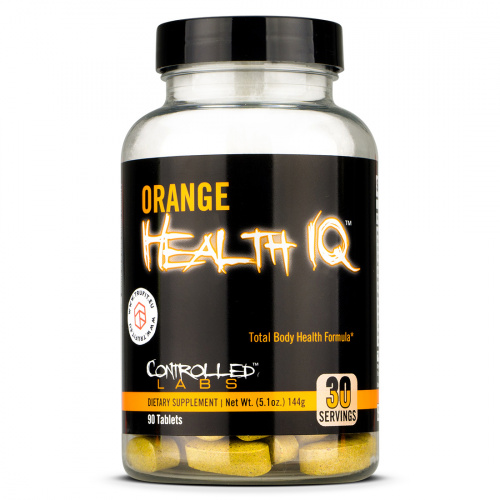 Controlled Labs - Orange Health IQ