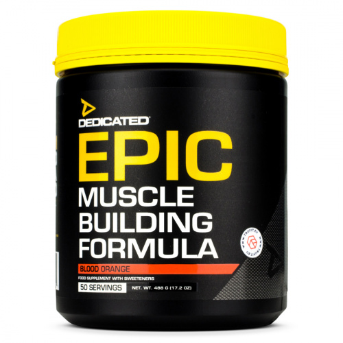 Dedicated Nutrition - Epic