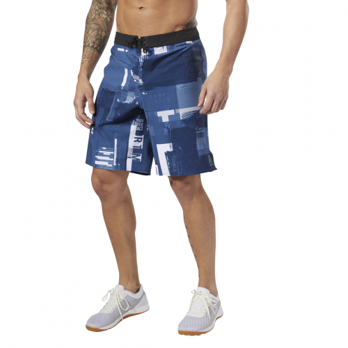 Reebok - Epic Cordlock Shorts Digital Crossfit