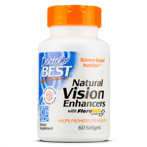 Doctor's Best - Natural Vision Enhancers