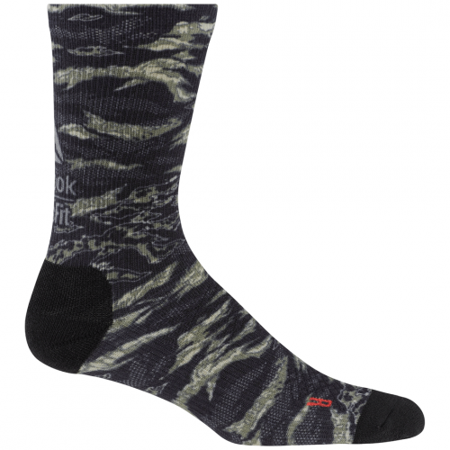 Reebok - Crossfit Printed Crew Socks